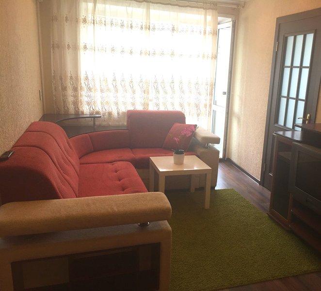 3 комнатная квартира на Дуси Ковальчук 398, holiday rental in Berdsk