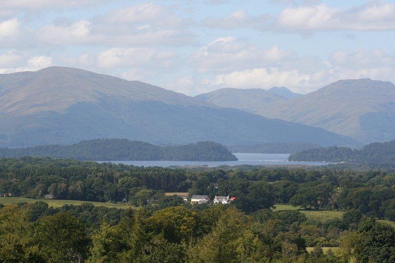 Conveniente para Loch Lomond!
