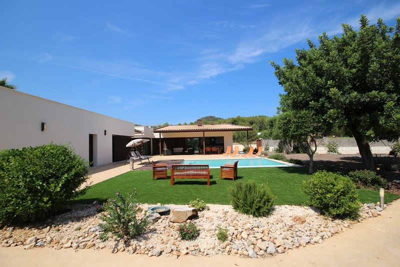 Xainu Island, Villa 5StarsHome Mallorca, aluguéis de temporada em Sa Pobla