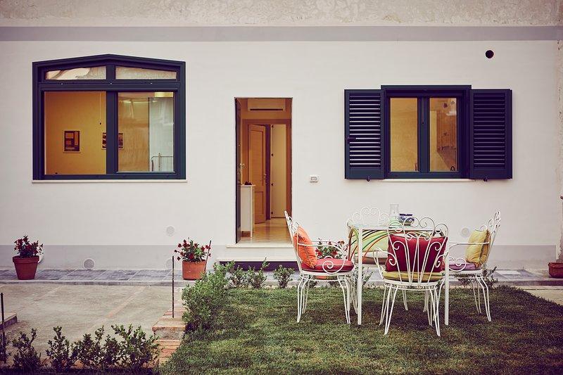 Casa vacanze Trinità – semesterbostad i Ravello