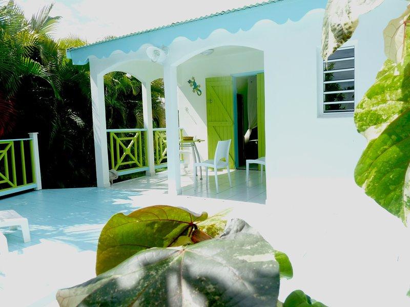 the bungalow Ti'Bolo