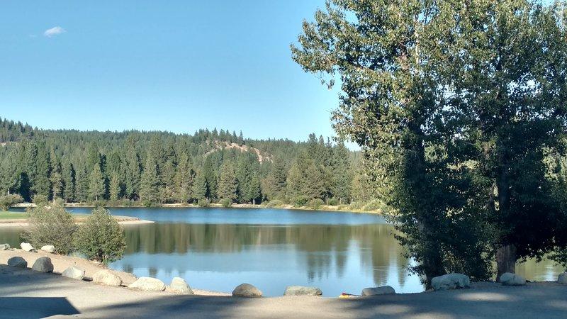 Quiet Pond in August 2016