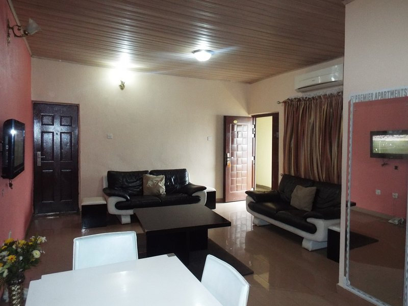 The Premier Apartments, holiday rental in Lagos State