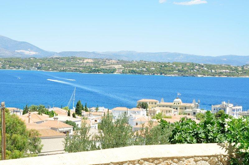 Villa Strophyli - views