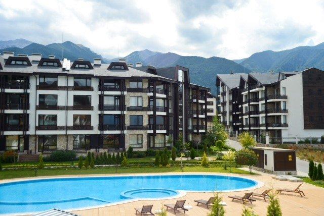 Aspen Heights Golf & Ski Resort, Bansko, holiday rental in Haskovo