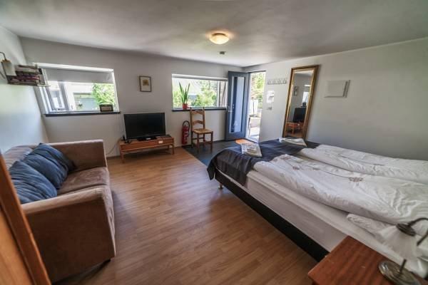 Sólheimar studio apartments, vacation rental in Isafjordur