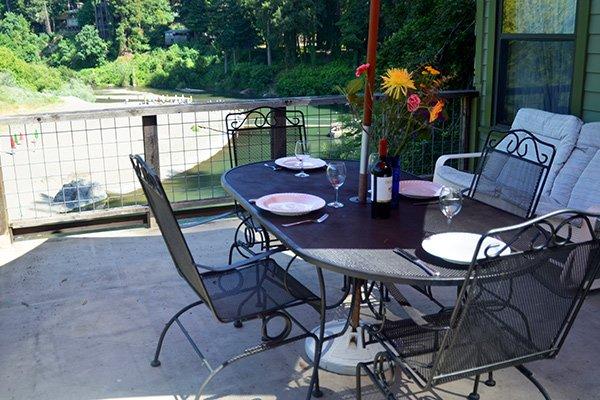 The Rhondavous, Forestville Vacation Rental, Summerhome Park