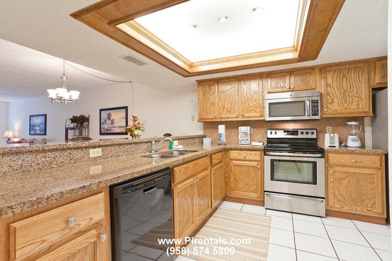 Saida II 105 Kitchen