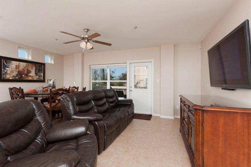 Marlin Cottage 7 Living Area