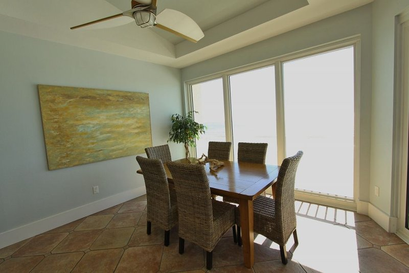 Dining Table - Great Gulf Views