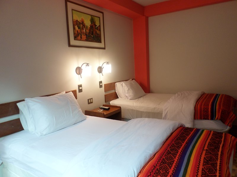 Hatun Pueblo Inn, vacation rental in Aguas Calientes
