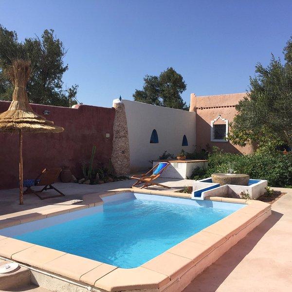 Dar Beldi, location de vacances à Essaouira