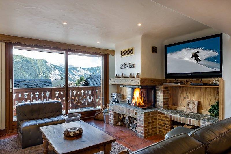Apartment Alice Chalet in Courchevel
