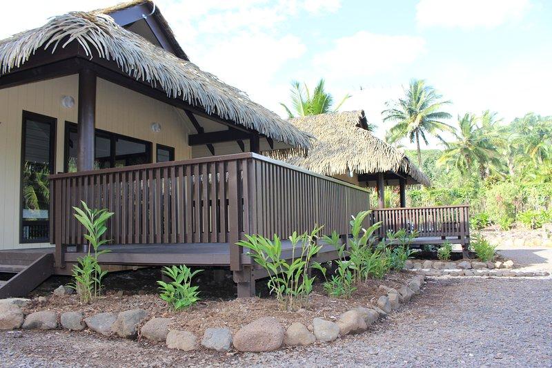 JJ's Retreat, Ferienwohnung in Rarotonga