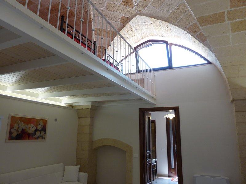 Casa Vacanza vicino Lecce con volte a stella, vacation rental in Cavallino