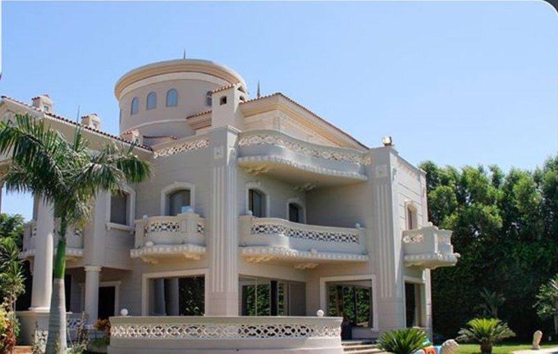The Magnificent Villa