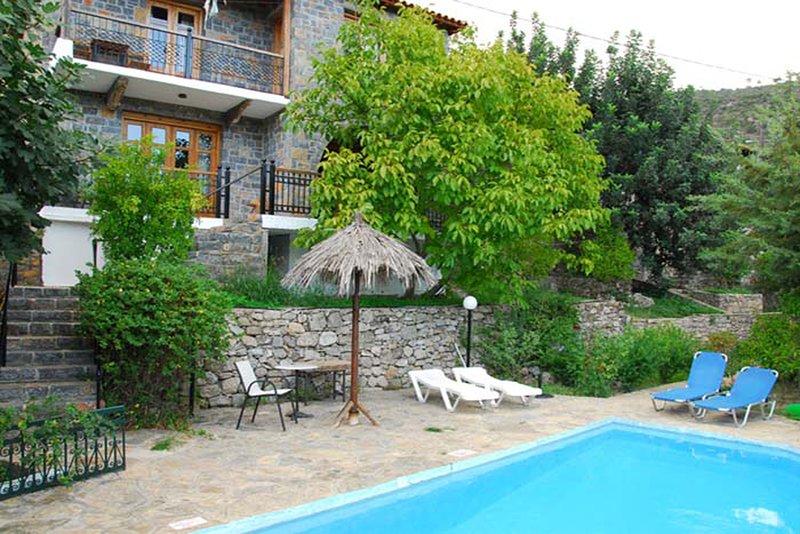 Villa Sophie, holiday rental in Prina