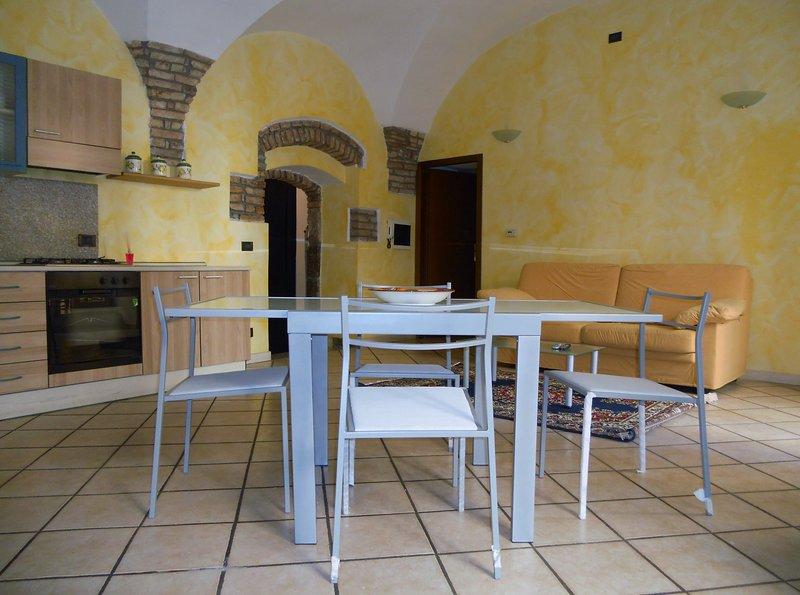 APPARTAMENTO VACANZE, vacation rental in Angolo Terme
