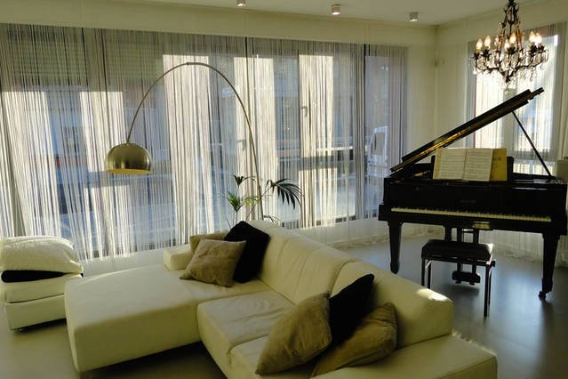 City centre flat (100m) +garden&terrace(90m) -2p., holiday rental in Koekelberg