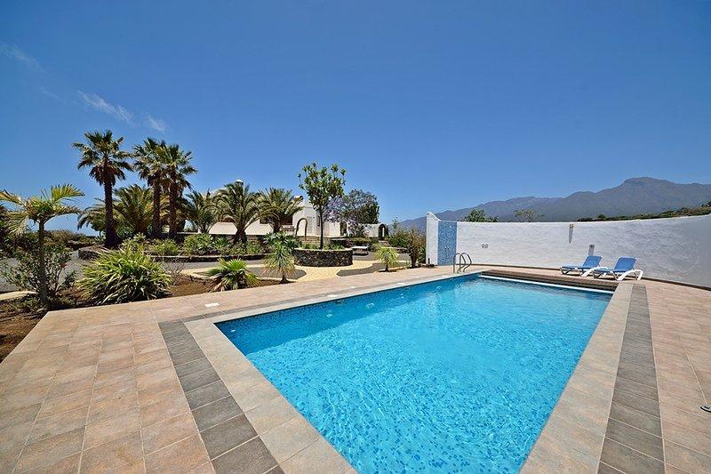 Beautiful villa Casablanca, location de vacances à Todoque