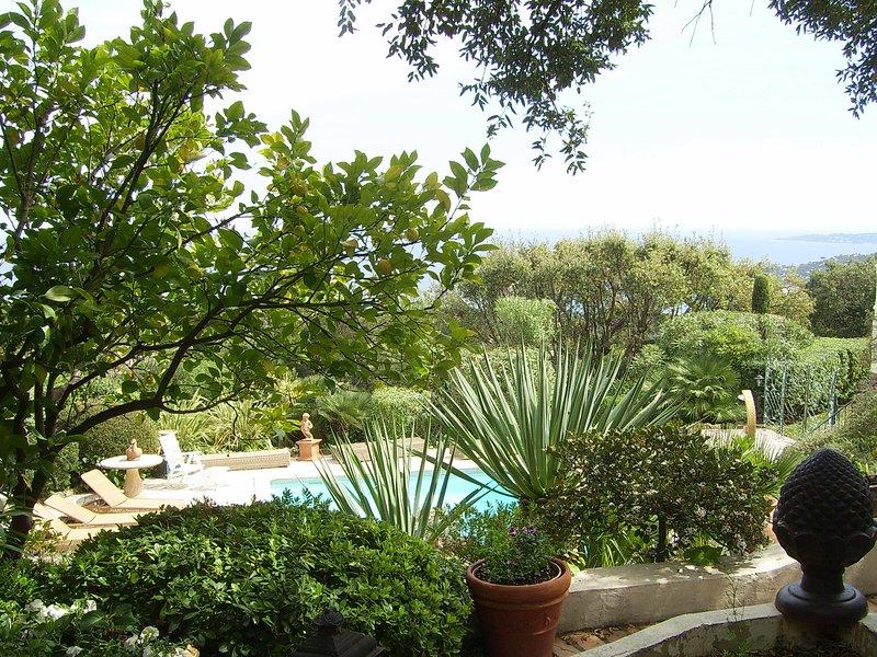 chambre jasmin, holiday rental in Sainte-Maxime