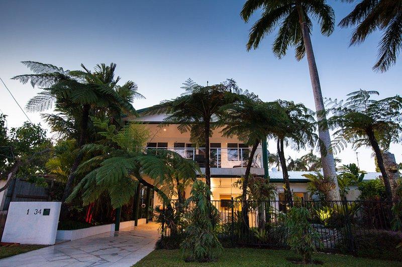 Port Douglas Beach Villa at Four Mile Beach