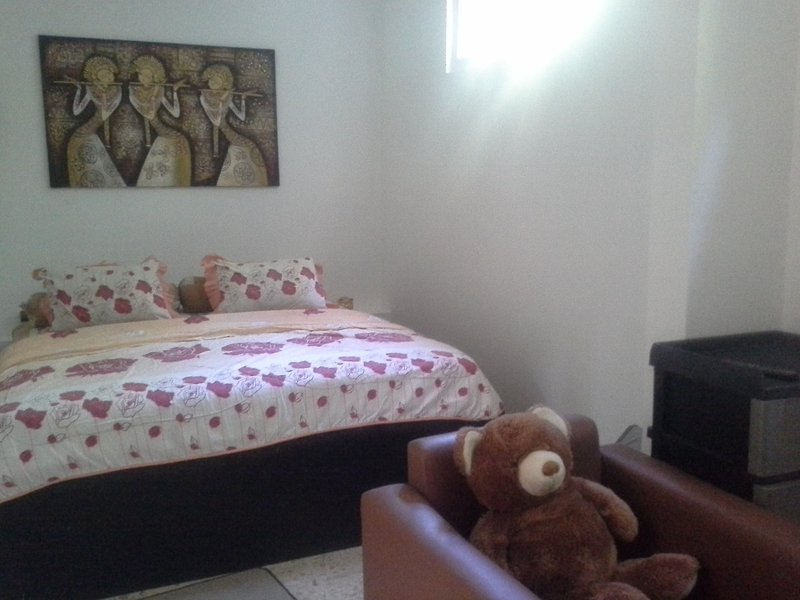 Cheap room for 2 while Holiday in Bali, holiday rental in Sanur
