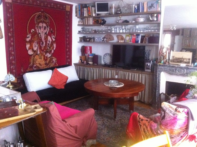 Ideal family holiday: space, cosy, well equiped, holiday rental in Pantin