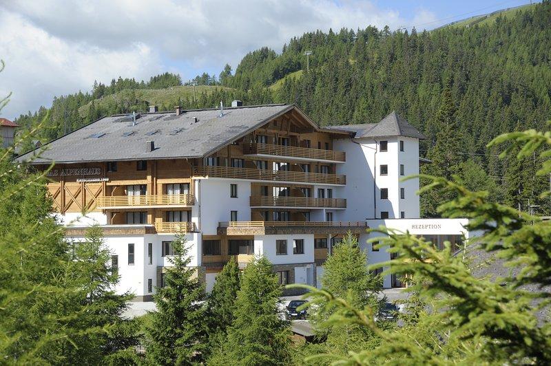 The Alpenhaus Katschberg - Exterior