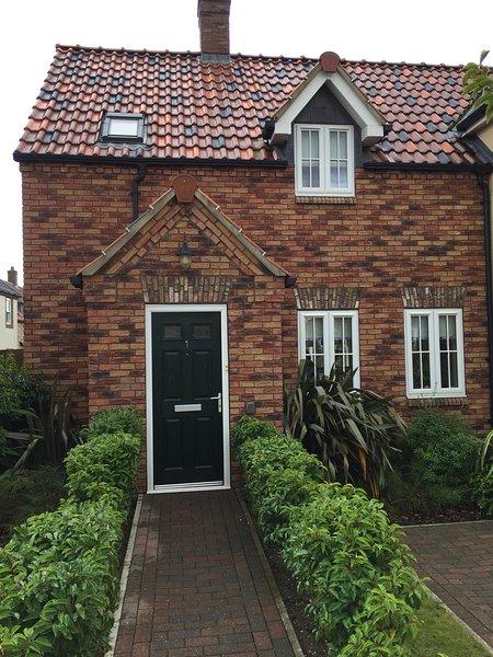1 Green Close, The Bay, Filey, location de vacances à Scarborough District