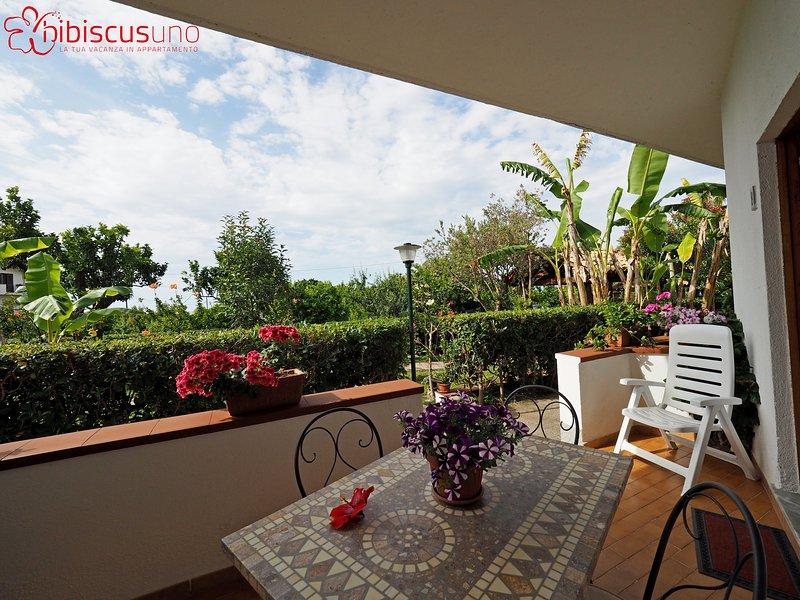 Hibiscus Uno, Ferienwohnung in Tropea