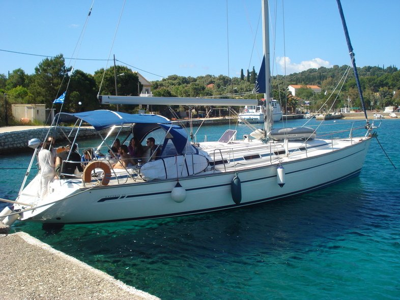 EY sailing, holiday rental in Lefkada Town