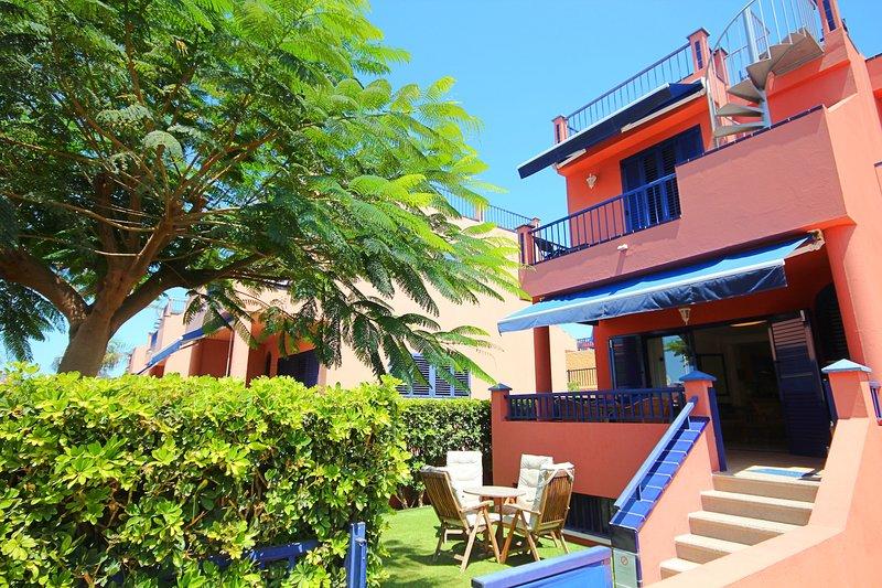 Villa in Meloneras 3 bedrooms.8 guests, holiday rental in Meloneras