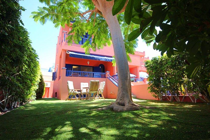 Villa in Meloneras 3 bedrooms. 8 guests, holiday rental in Meloneras
