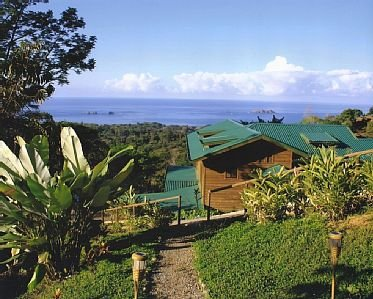 Panoramic Ocean, Island, Rainforest Views & Pool... 5 Star !, vacation rental in Uvita
