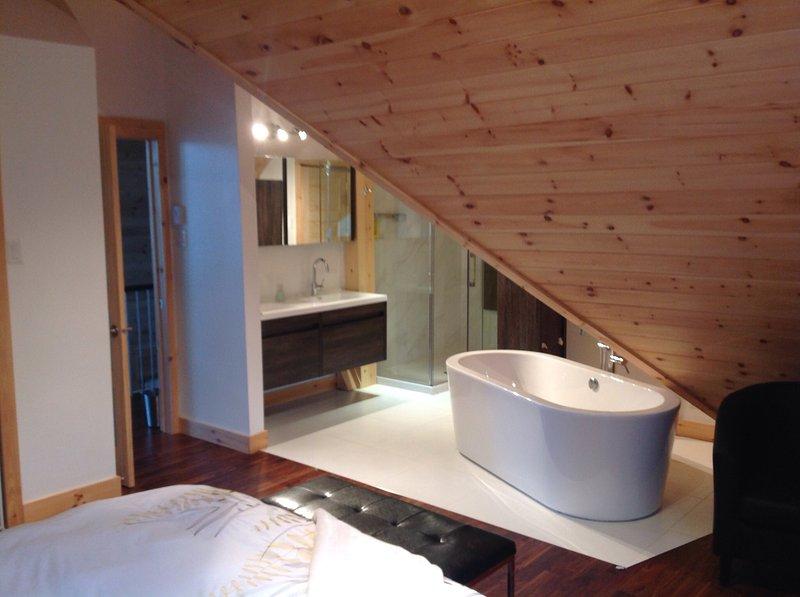 Sala de la unidad 2 baño 1