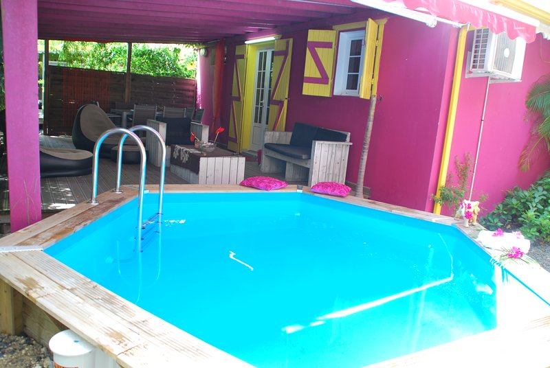 Rental with private pool