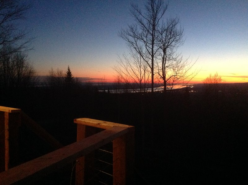 impresionantes puestas de sol