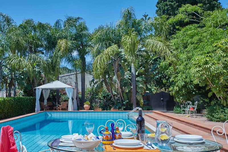 Villa Calipso - Taormina, holiday rental in Trappitello