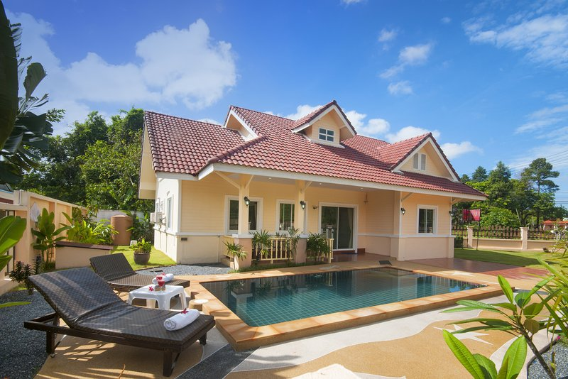 Nopparat Villas, holiday rental in Ao Nang