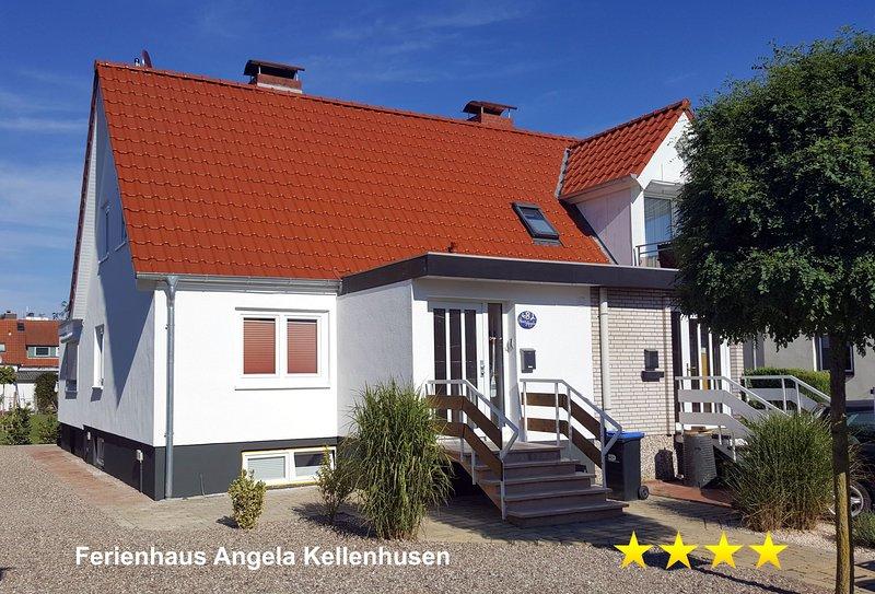 Ferienhaus Angela Kellenhusen 4 Sterne 6 Personen, vacation rental in Gromitz