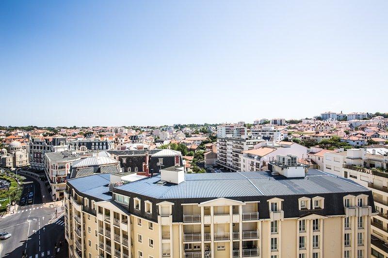 biarritz residence victoria surf +terrasse n°3, vacation rental in Biarritz