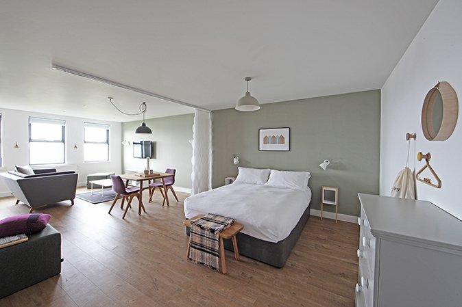 1 Bed Luxury Studio