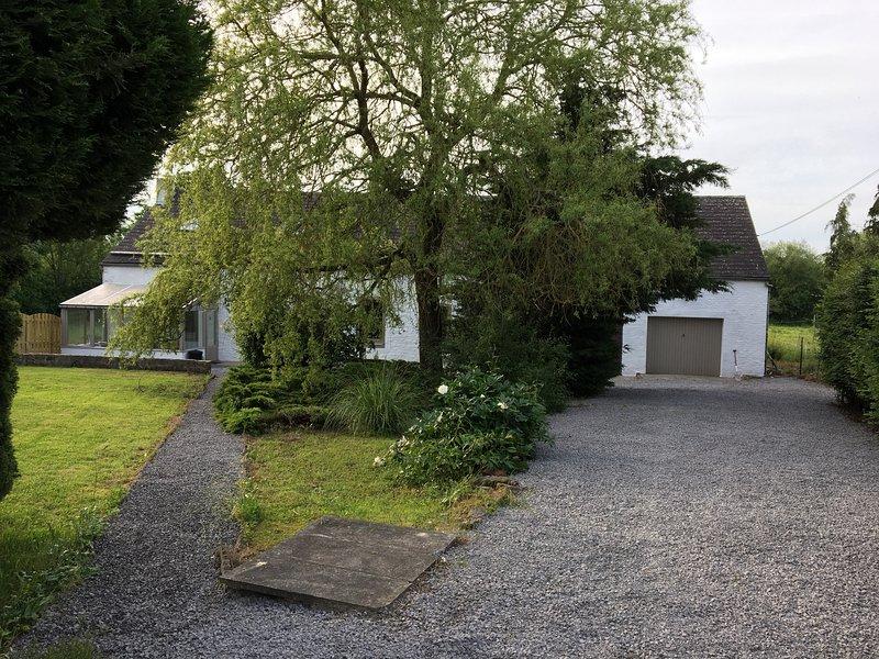 Gîte barage de l'Eau d'Heure Notre Rêve, vacation rental in Mariembourg