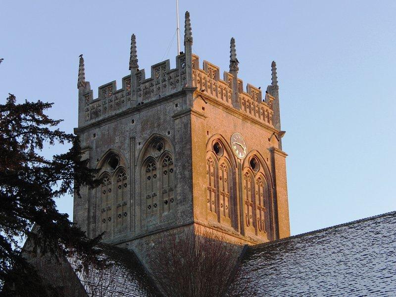 Potterne Saxon Church