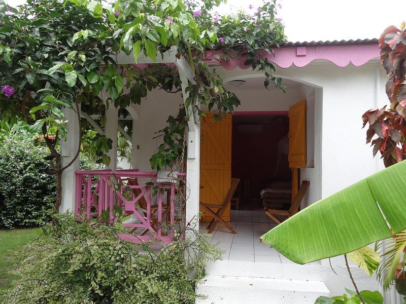 bungalow de Malaka (estudio)