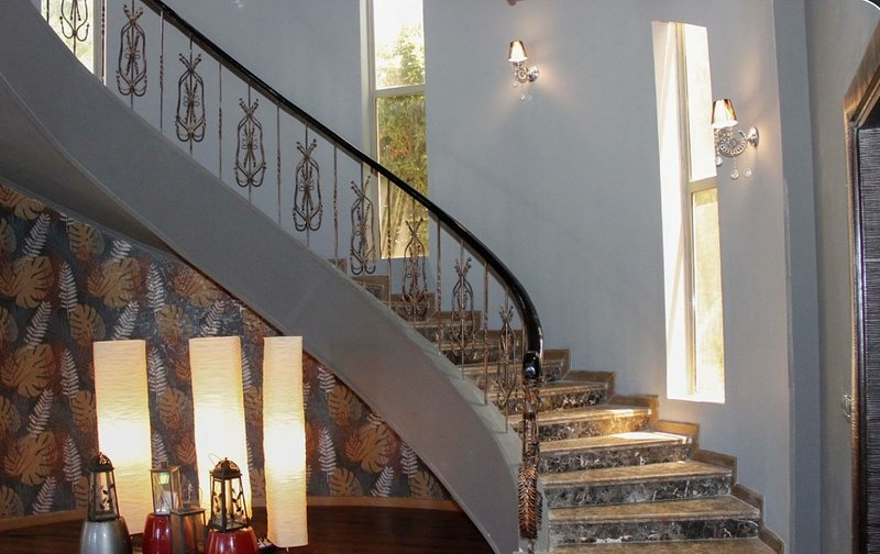 The Impressive Stairs