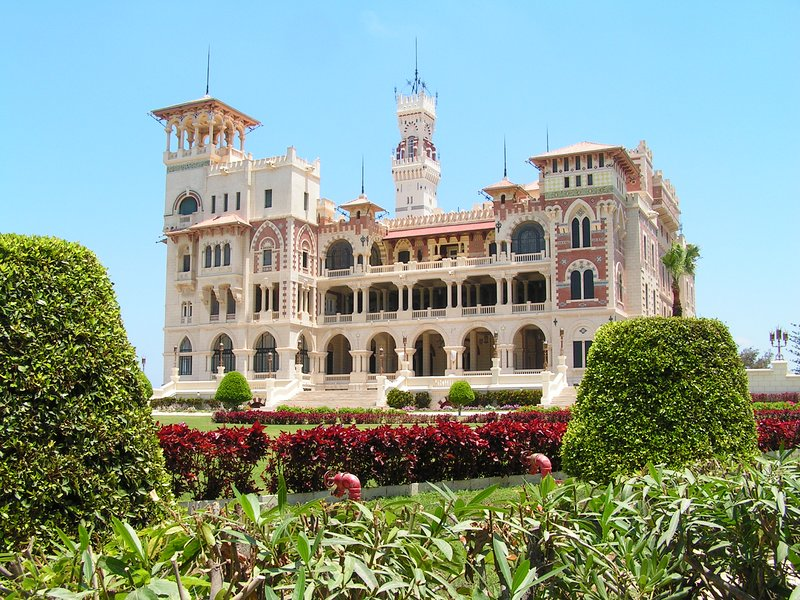 The Montazah Palace