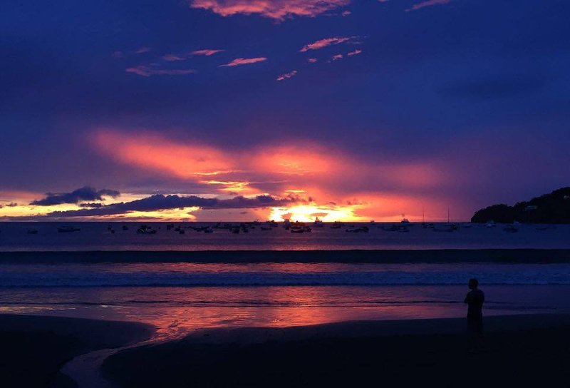 Stunning San Juan sunset