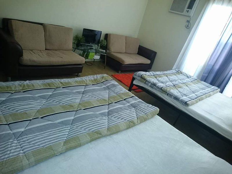 Eastbay Residence Studio on the 16th Floor, vacation rental in Muntinlupa